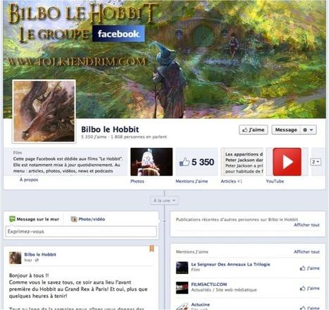 Stratégie marketing bien optimisée à l'occasion de la sortie du film Bilbo le Hobbit | TastyMarcom | Communication | Scoop.it