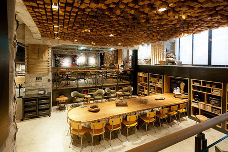Starbucks Concept Store Is A Lab For Reinventing The Brand | Design | Scoop.it