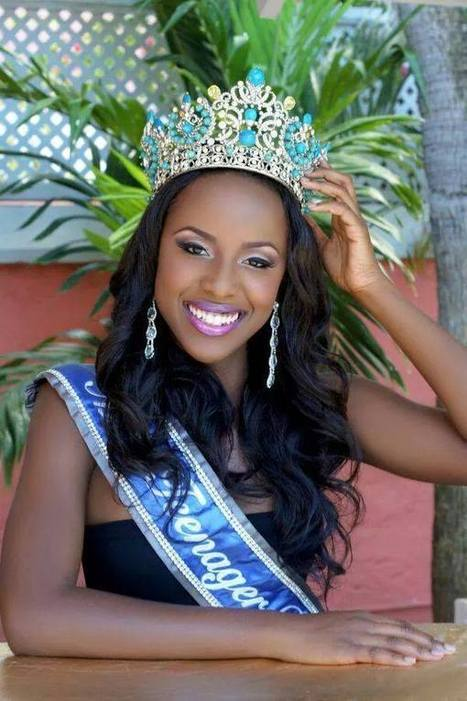Rhodesia Johnson crowned Miss Teenager Bahamas - thebahamasweekly.com | NGOs in Human Rights, Peace and Development | Scoop.it