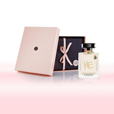 Lanvin dévoile son nouveau parfum en exclusivité dans la Glossybox - Glamour   parfumerie de niche   Scoop.it