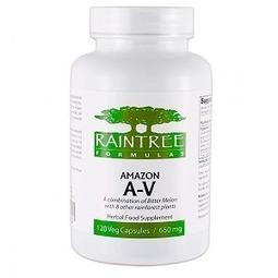 Amazon A-V Antiviral Capsules 650 mg | Amazon Antiviral | medicinal herbs | Scoop.it