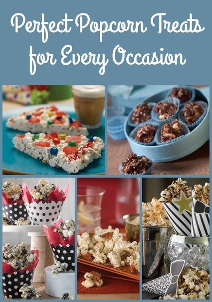 Perfect Popcorn Treats for Every Occasion | Homemaking | Scoop.it
