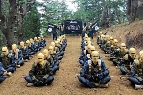 ISIS buries 35 of its fighters alive and executes them by firing squad | The Pulp Ark Gazette | Scoop.it