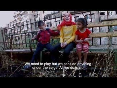 Una generación de niños bajo el fuego - periodismohumano | Puntos de referencia | Scoop.it