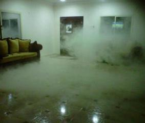 Bahrain, Bani Jamra  - Home filled with Teargas from the regime! | Human Rights and the Will to be free | Scoop.it