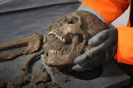 LOOK: 600 Year-Old Victims Of Black Death Excavated In London | Anthropology, Archaeology, and History | Scoop.it