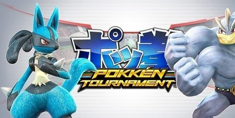 Il video dell'annuncio della versione Wii U di Pokkén Tournament - copaXgames | copaXgames - Tutto sui videogames | Scoop.it