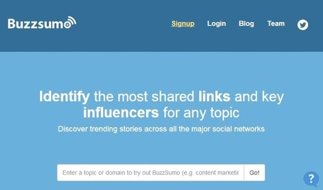 How to Find the Most Shared Links on Social Networks   Tips And Tricks   Scoop.it