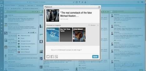 Curation et suivi des réseaux sociaux : Flipboard s'intègre à Hootsuite | François MAGNAN  Formateur Consultant | Scoop.it