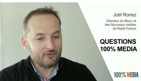 Le nouveau Mouv' et la stratégie digitale du groupe Radio France par Joël Ronez | DocPresseESJ | Scoop.it
