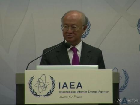 [vidéo] L'AIEA veut jouer les gendarmes de la sûreté nucléaire | AFP | Japon : séisme, tsunami & conséquences | Scoop.it