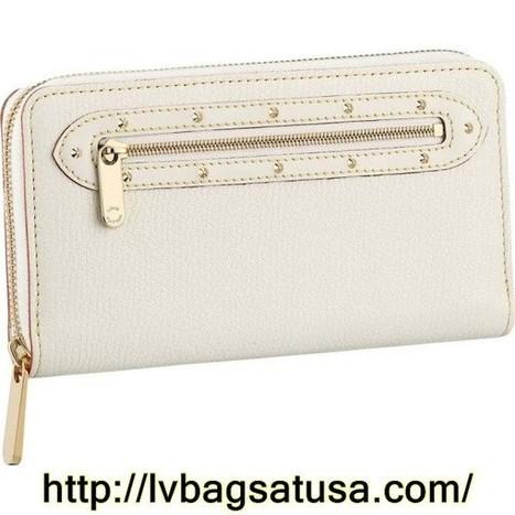 Louis Vuitton Zippy Wallet Suhali Leather M93026 | Louis Vuitton Outlet Online Real_lvbagsatusa.com | Scoop.it