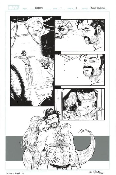 "Comic Book Creator Dennis Sweatt: Drawing Like Jack Kirby | Jack ""King"" Kirby | Scoop.it"