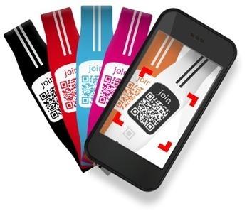 Una pulsera con código QR exclusivo que te unirá al mundo ... | VIM | Scoop.it