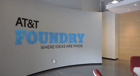 AT&T opens latest Foundry facility in Atlanta, focusing on the connected car, home automation and emerging devices | FutureChronicles | Scoop.it
