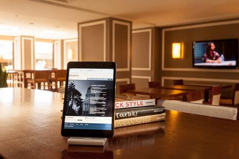 3 Tech-Saavy Hotels Offering Great 21st Century Amenities | ALBERTO CORRERA - QUADRI E DIRIGENTI TURISMO IN ITALIA | Scoop.it
