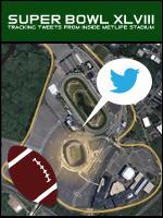 Super Bowl XLVIII: Tracking Tweets from Inside MetLife Stadium   Social Media Resources   Scoop.it