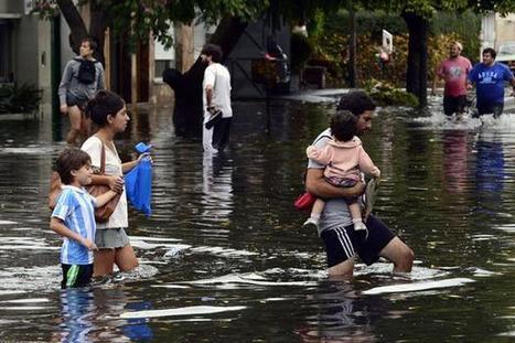 Fútbol solidario: cómo ayudar a las víctimas del temporal - canchallena.com | Fútbol y Cia. | Scoop.it