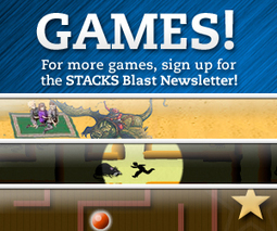 Games for Kids in The Stacks | Scholastic.com | Technology in Education | Scoop.it