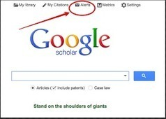 Educational Technology and Mobile Learning: A Must Know Google Scholar Tip for Researchers and Educators | Learning and Leadership - Students | Scoop.it