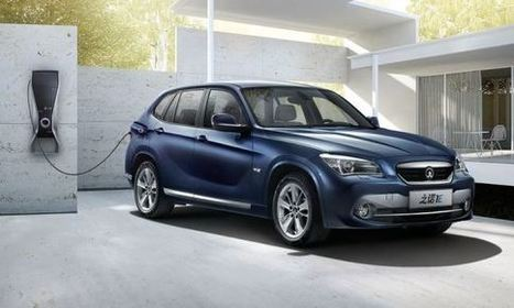 BMW Brilliance's Zinoro 1E Electric Vehicle Unveiled At Guangzhou Auto Show | Sustain Our Earth | Scoop.it
