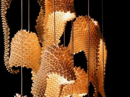 Dragon Tail Lamps | Creative Industrial Design | Scoop.it