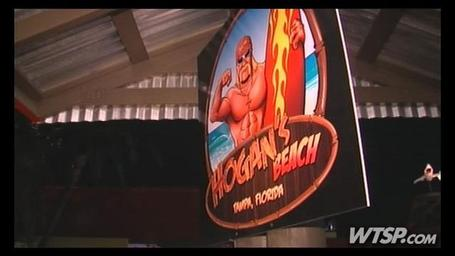 Hulk Hogan ready to open 'Hogan's Beach' restaurant on New Year's Eve in Tampa, Florida (VIDEO) | The Billy Pulpit | Scoop.it