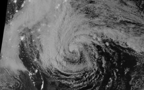 NASA Photos Reveal Hurricane Sandy's Menacing Size   Prozac Moments   Scoop.it
