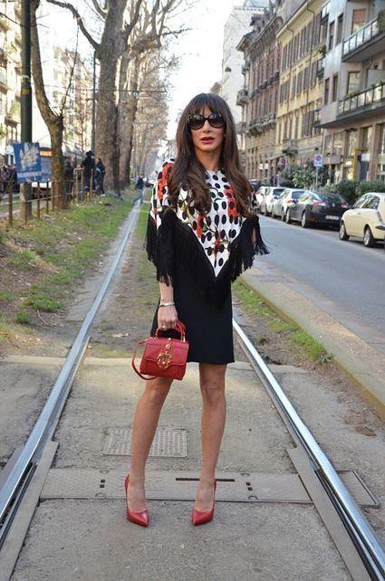 Milano Fashion Week: Il Mio Look per la Sfilata Dolce&Gabbana | Fashion blog di moda | Scoop.it