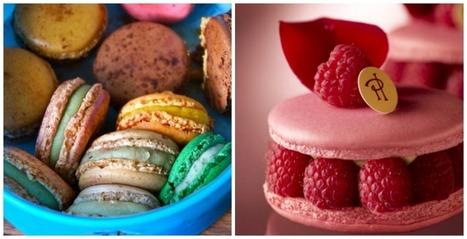 Top 15 des photos orgasmiques des gâteaux de Pierre Hermé, le meilleur pâtissier du MONDE | Chocolat et gourmandise | Scoop.it