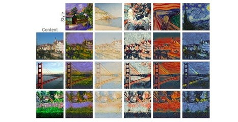 Now Google is working on Prisma-like Art filters | Technology | Scoop.it