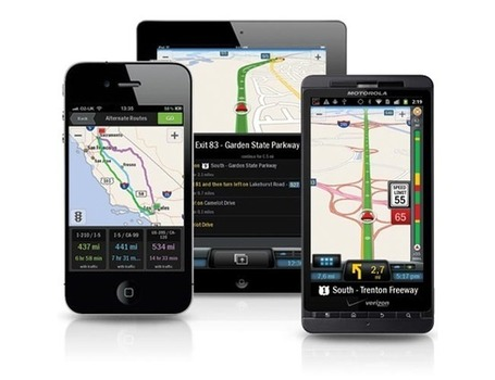 CoPilot Free iOS And Android Navigation App Launched » Geeky Gadgets | App Buzz | Scoop.it