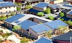 Tesla Battery Yields Solar Power Storage At SolarCity - Investor's Business Daily | Développement durable et efficacité énergétique | Scoop.it
