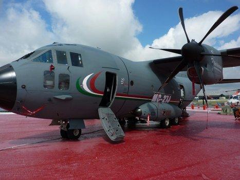ATK, Alenia complete phase 1 testing of MC-27J aircraft. | Aerospace | Scoop.it