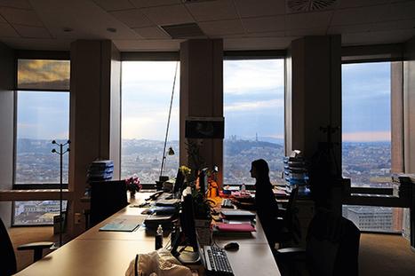 Immobilier : Le marché de bureaux cale à Lyon - Tribune de Lyon | Digital Marketing | Scoop.it