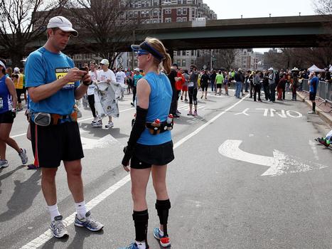 Social Media Helped Find Loved Ones After Marathon Bombing : NPR | Newton Marketing Forum | Scoop.it
