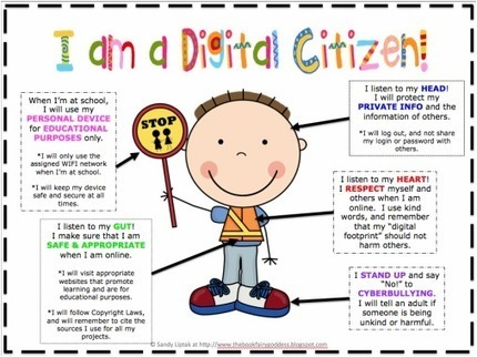 Digital Citizenship and Social Media for Parents and Students | Parent Resources for a Digital World | Scoop.it
