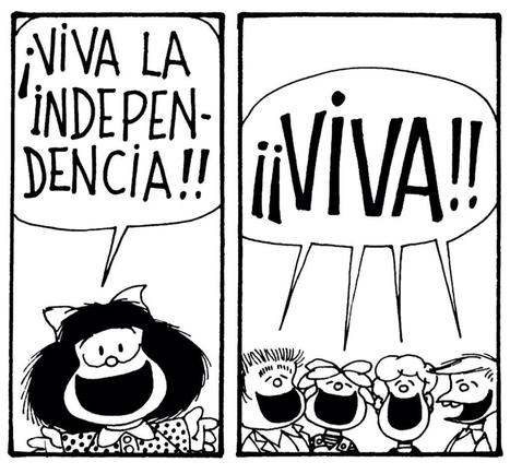 Feliz día de la independencia!!! | Las TIC y la Educación | Scoop.it