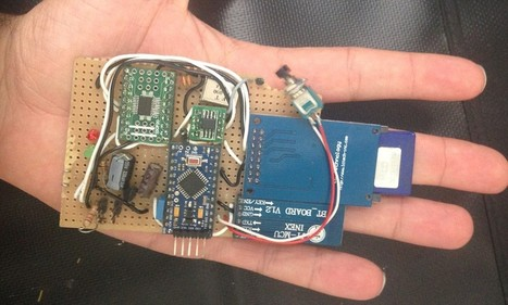 The gadget that can hack any CAR: Terrifying £12 tool can remotely control ... - | News we like | Scoop.it