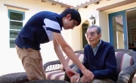 Zijn opa loopt telkens weg. Dan bedenkt deze scholier een geniale oplossing ... - De Dagelijkse Standaard (Blog) | Kennisproductiviteit | Scoop.it