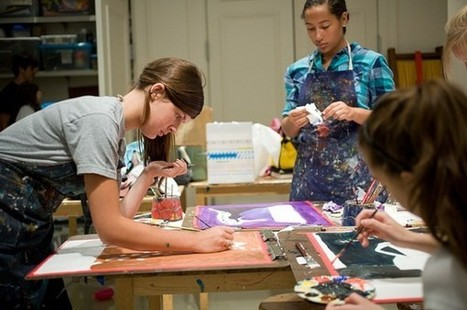 Teaching Art in a Connected World: the Possibilities | DMLcentral | teaching (kg) | Scoop.it