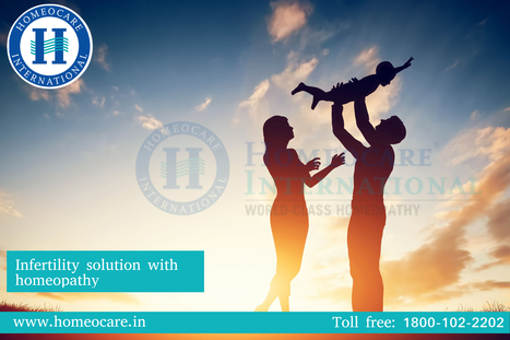 Infertility is a women's problem? | Homeopathy treatment for all acute and chronic diseases | Scoop.it
