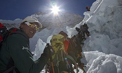 Facing down the Taliban on the Himalayas' killer mountain - The Guardian | Environmental_Issues | Scoop.it