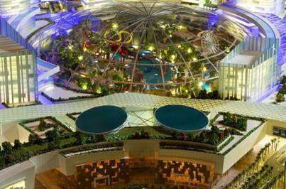 Dubai's Mall of the World to be built in 10 years | Is change management just a buzzword? | Scoop.it