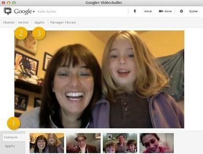 Google + : les Hangouts en Direct disponibles pour tout le monde | Adopter Google+ | Scoop.it