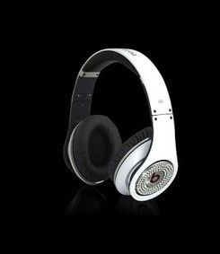 "Monster Beats Studio Headphones Diamond Limited Silver-Blanc Pour iphone/ipad | GOOPHONE IP5 1GHZ ANDROID 4.0 HD ECRAN TACTILE 4.0"" UMTS | Scoop.it"
