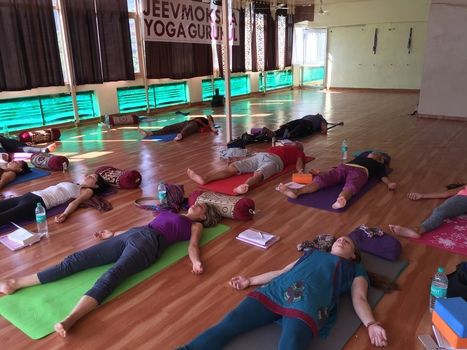 International Yoga Festival 2016: Rishikesh, India | Yoga Teacher Training In India | Scoop.it