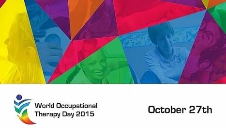 27 oktober: Wereld Ergotherapie Dag 2015 - Ergotherapie Nederland   Ergotherapie   Scoop.it