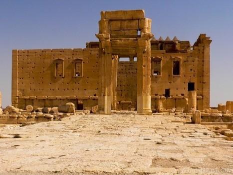 ISIS dinamita el templo de Baal Shamin en Palmira, sigue la barbarie   Arqueología, Historia Antigua y Medieval - Archeology, Ancient and Medieval History byTerrae Antiqvae (Blogs)   Scoop.it