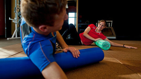 Ask Well: Do Foam Rollers Aid Workouts? | Exercise: MOVE More! | Scoop.it
